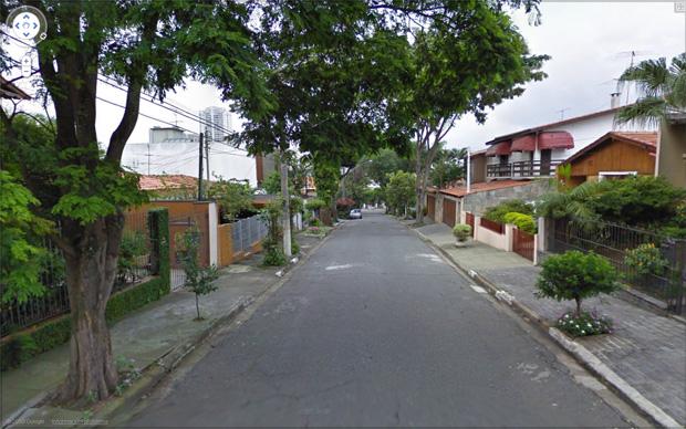 Conheça a vizinhança (Foto: Reprodução/Gustavo Ribeiro)