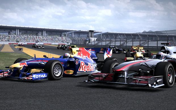 F1 2010 (Foto: Divulgação)