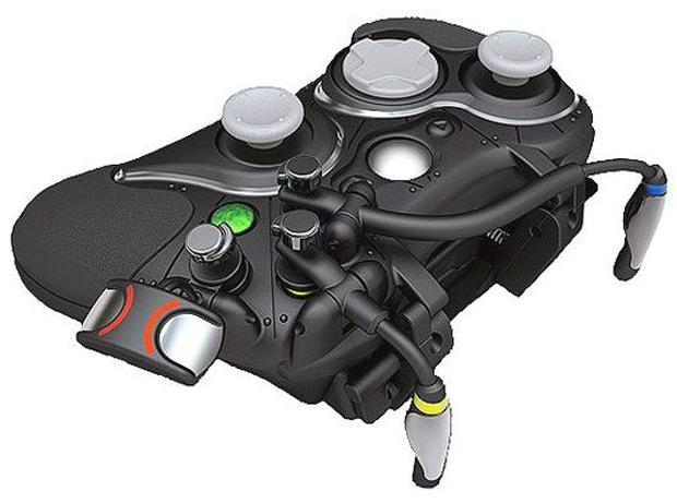 Acessrio Para Xbox 360 Turbina Habilidades Do Jogador Com