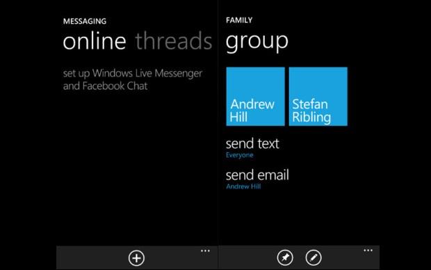 Windows Phone 7.5 (Foto: Reprodução)