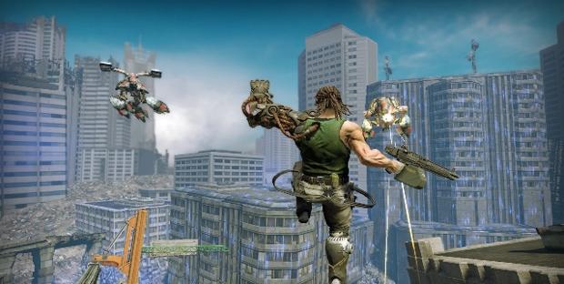 Bionic Commando (Foto: Divulgação)