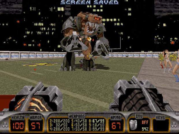 Duke Nukem 3D (Foto: Divulgação)