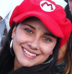 @liviasalves (Foto: Reprodução)