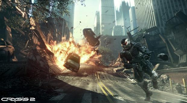 Crysis 2 (Foto: Reprodução)
