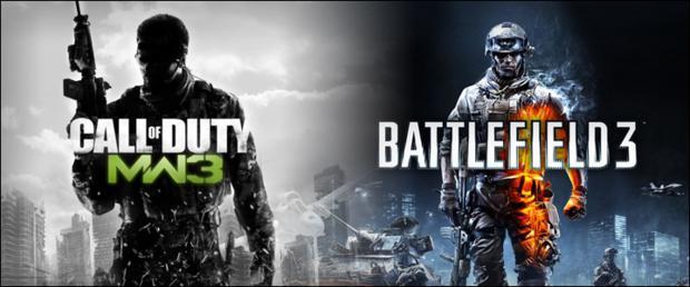 Modern Warfare 3 x Battlefield 3: Troca de indiretas fica mais intensa (Foto: Divulgação)