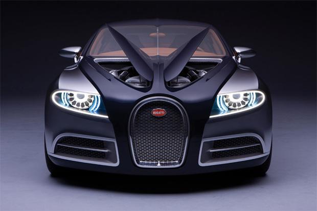 O Bugatti 16C Galibier faz parte de uma nova linha gran turismo de luxo que chegará ao mercado (Foto: Divulgação)