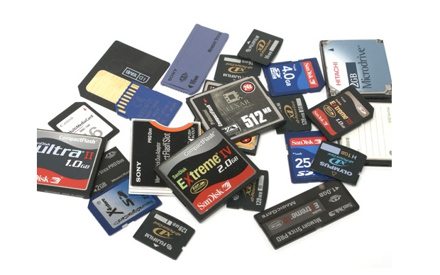 Cartões de memória (Foto: Reprodução)