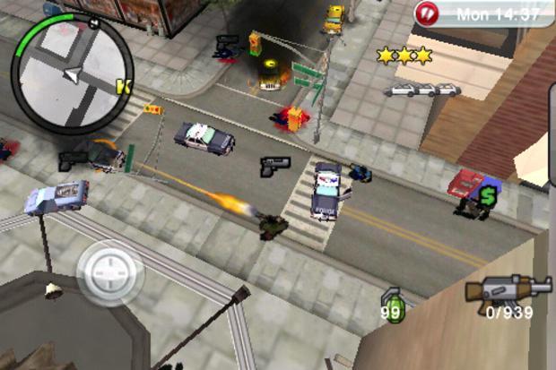 """Grand Theft Auto: Chinatown Wars"" de 2009 (Foto: Divulgação)"