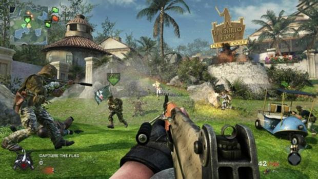 Expansão de Call of Duty, Annihilation, chega para PS3 e PC em 28 de Julho (Foto: Divulgação)