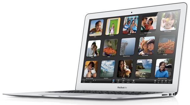 MacBook Air (Foto: Reprodução)