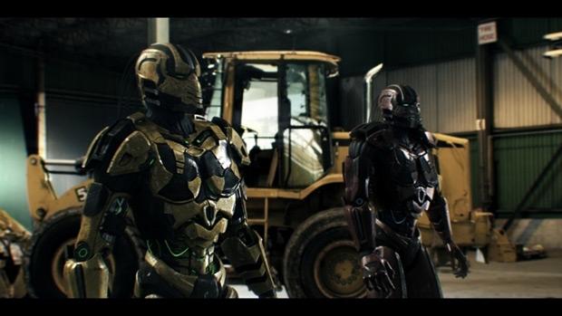 Cyrax e Sektor estrelam o último episódio (Foto: Divulgação)