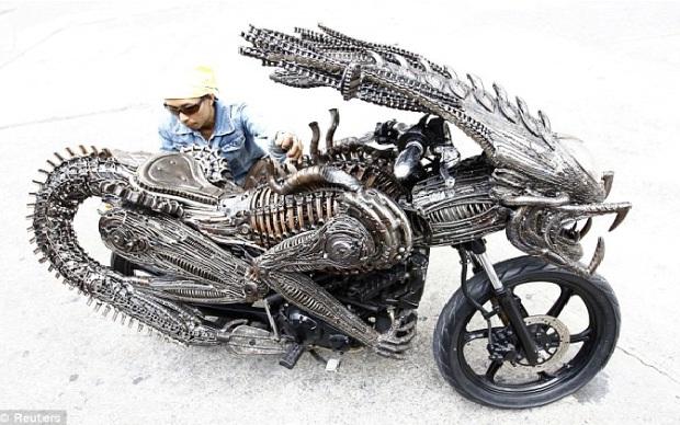 Moto Alien (Foto: Reuters)