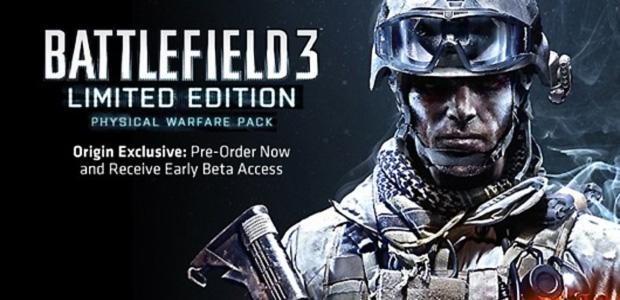 Pré-venda de Battlefield 3 no Origin dará acesso à versão Beta (Foto: Reprodução)