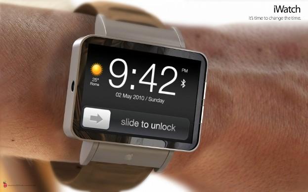 Apesar de não existir de verdade, existem cases que transformam o iPod nano touch em relógios  (Foto: Reprodução)