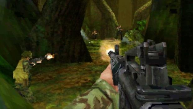 Call of Duty: Black Ops para Nintendo DS (Foto: Divulgação)