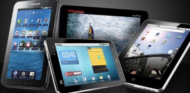 Qual será o futuro dos tablets? (Foto: Reprodução)