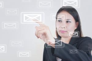 E-mail não! (Foto: Reprodução)