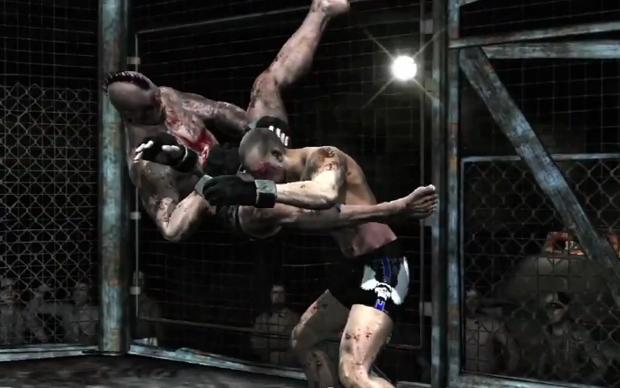 Supremacy MMA (Foto: Reprodução)