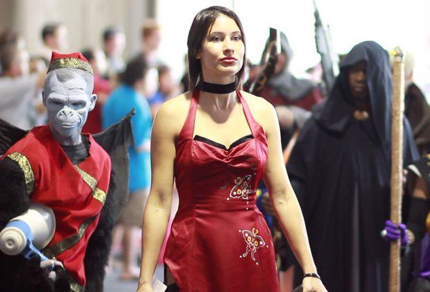 Ada Wong, da série Resident Evil (Foto: Divulgação)