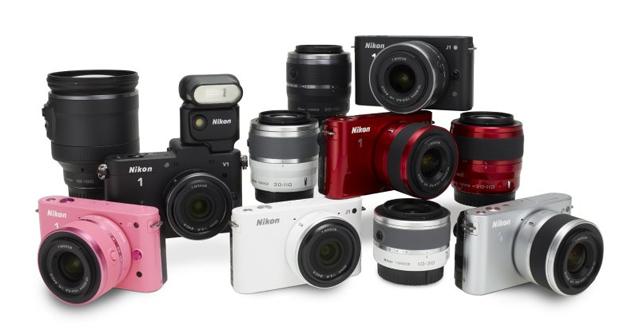 Câmeras EVIL da Nikon (Foto: Reprodução)