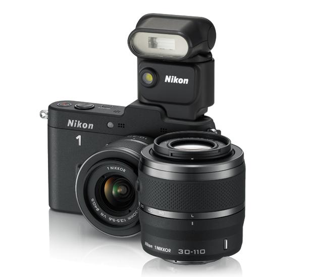 Nikon 1 V1 (Foto: Divulgação)