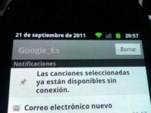 No aparelho, o sim é reconhecido como Google_Es (Foto: Xatakandroid.com)