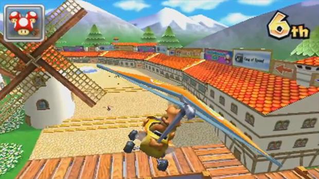 Mario Kart 7 (Foto: Divulgação)