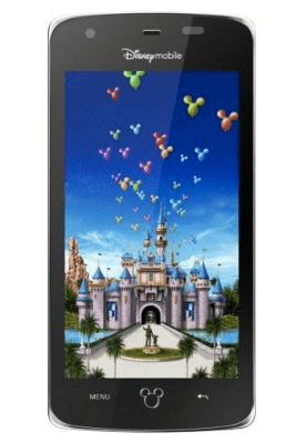 Disney Mobile DM010SH (Foto: Divulgação)