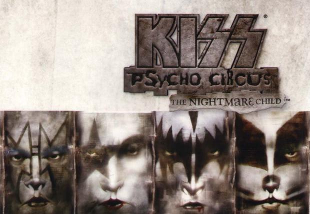 Que tal um jogo de tiro do Kiss? (Foto: Divulgação)