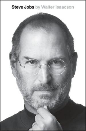 Capa da única biografia oficialmente autorizada por Steve Jobs (Foto: Divulgação)