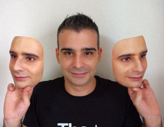 REAL-f máscaras (Foto: Divulgação)