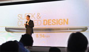 Anúncio oficial do Galaxy Nexus (Foto: Divulgação)