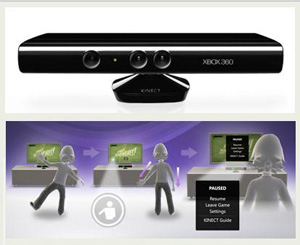Kinect (Foto: Reprodução)