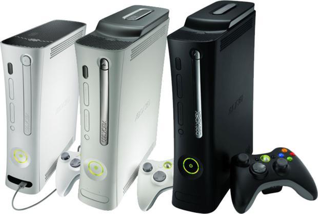 Xbox 360 (Foto Divulgação)