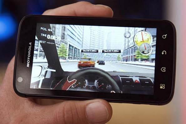 Diversão também é um dos atrativos dos smartphones (Foto: Divulgação)