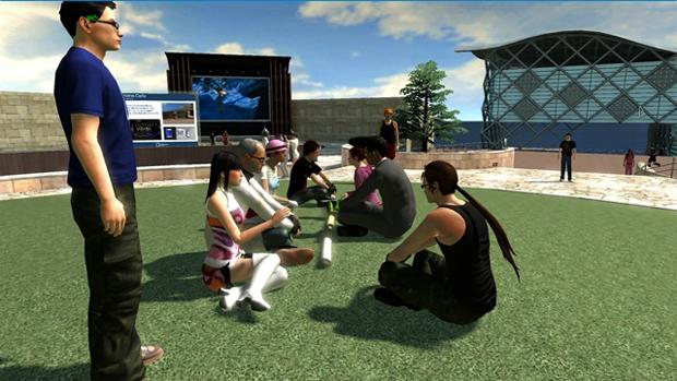 PlayStation Home (Foto: Divulgação)