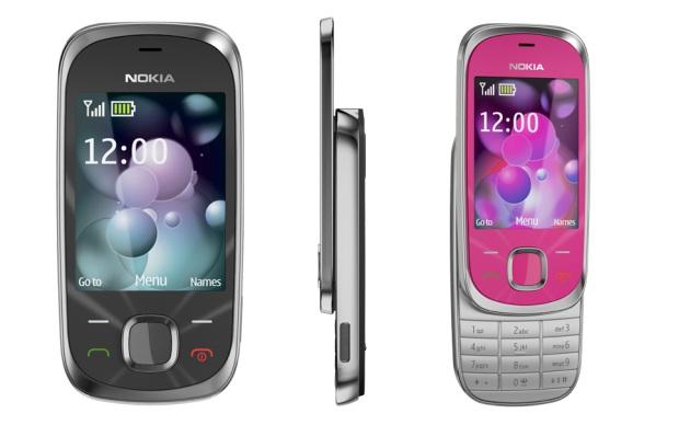Nokia 7230 (Foto: Divulgação/Nokia)