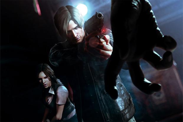 Leon em ação de Resident Evil 6 (Foto: Divulgação)