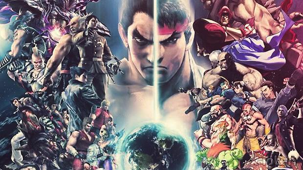 Elenco completo de Street Fighter X Tekken é vazado (Foto: Divulgação)