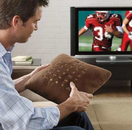 the pillow remote control (Foto: divulgação)