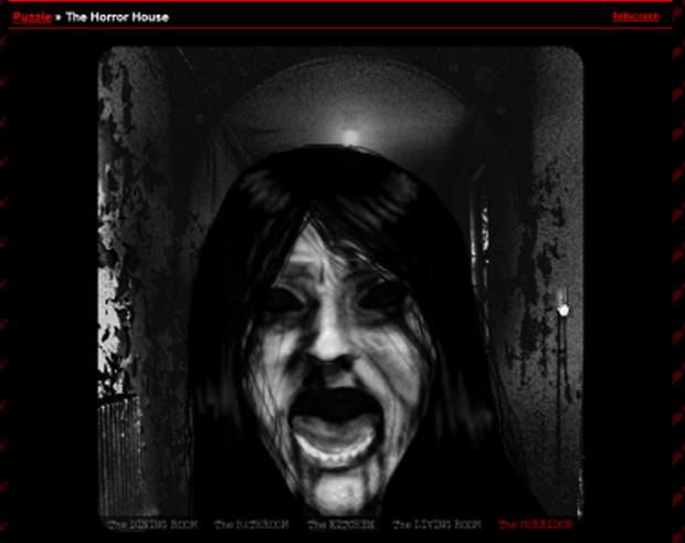 The Horror House (Foto: Reprodução)