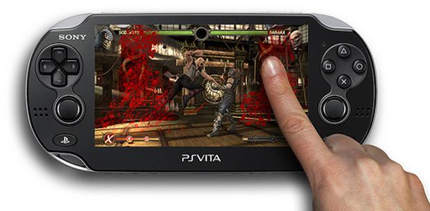 Mortal Kombat no PlayStation Vita (Foto: Divulgação) (Foto: Mortal Kombat no PlayStation Vita (Foto: Divulgação))