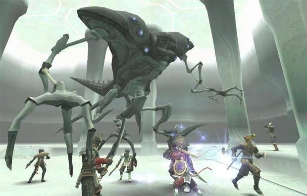 Final Fantasy XI (Foto: Divulgação)