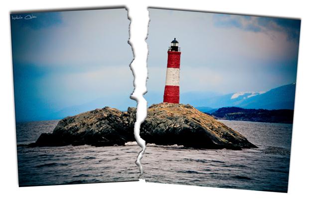 Efeito de foto rasgada Photoshop (Foto: Isabela Catão)