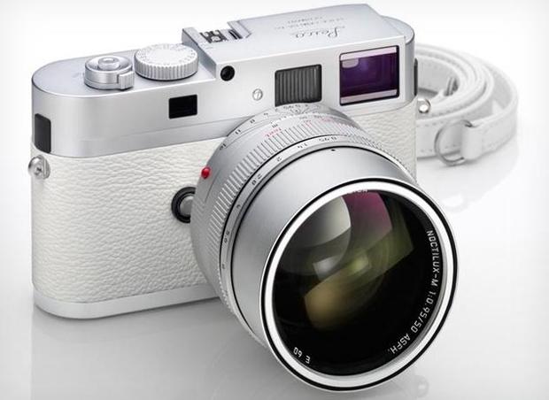 Leica branca vai custar quase 32 mil dólares (Foto:  (Foto: Divulgação))
