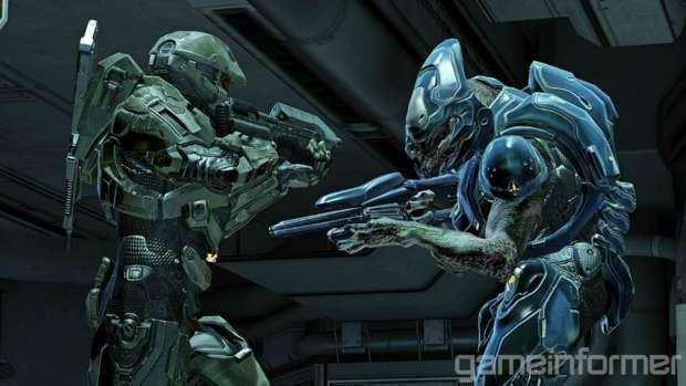 Halo 4 (Foto: Game Informer) (Foto: Halo 4 (Foto: Game Informer))