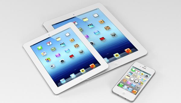 Apple pode estar preparando iPad menor (Foto: Reprodução/CiccareseDesign)