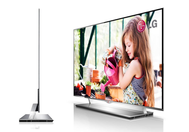 LG HDTV OLED 55EM9600 (Foto: Reprodução)