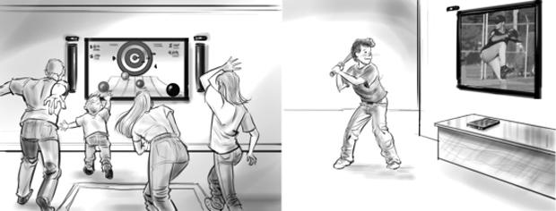 Kinect 2 pode ser uma das novidades do aparelho (Foto: Reprodução)