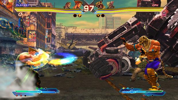 Street Fighter X Tekken (Foto: Andriasang)